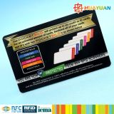 Plastic Hotel ID de cartão magnético