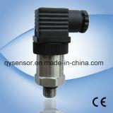transductor de la presión del sensor/del aceite de la presión de agua de 4-20mA 0-5volt 0.5-4.5V (QP-83C)