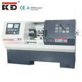 Máquina Ck6146zx do torno do CNC da elevada precisão de Woring do metal