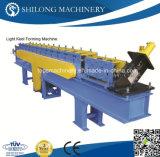Alta velocidade de qualidade CE Certificated totalmente automático Luz Keel rolo dá forma à máquina