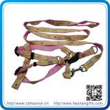 トップセラーポリエステルまたはナイロン物質的な反射バンジーの筆記体犬鎖かベルト