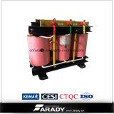 O tipo seco da invenção usou o transformador de uma distribuição de 11 quilovolts