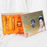 Boîte de cadeau cosmétique d'emballage de papier d'imprimerie de rajeunissement de peau