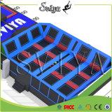 Sicherheits-Sprung-großes Trampoline-Bett für Kinder