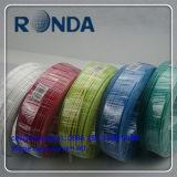 300/500V flama verde - fio elétrico 2.5sqmm 4sqmm 6sqmm 10sqmm do PVC do retardador