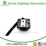 4.5ah Li-Ionen van de LEIDENE van de Batterij CREE Caplamp Mijnbouw van de Veiligheid Draadloze met LCD Vertoning
