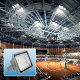 La lumière d'inondation de l'aluminium 500W DEL de moulage mécanique sous pression/haute énergie DEL