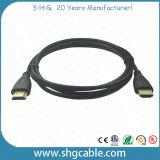 Câble vérifié de la qualité 1.4 chauds 1080P HDMI de coût bas de vente (HDMI)