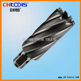 Chtools 25mmの切込み歯丈HSSの環状のドリル