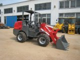 세륨을%s 가진 Haiqin Brand 유럽 Style Small Wheel Loader (HQ910C)