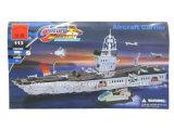 Angriffs-Serien-Entwerfer-Flugzeugträger 990PCS blockt Spielwaren