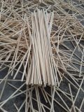 Varas de lingüeta de bambu naturais do difusor