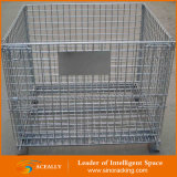 Shopping Mall를 위한 직류 전기를 통한 Wire Mesh Container