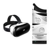 Modo privado de los vidrios de la realidad virtual 3D