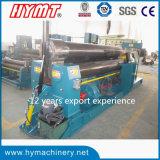 W11-30X3200 mechanischer Hochleistungstyp 3 Rollen-Stahlplatten-verbiegende Maschine