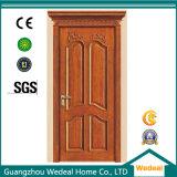 Kleurrijke Houten Deur voor Huis met E1 Kwaliteit (WDP3037)