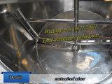 1000liter 낙농장 우유 저온 살균법 장비 우유 배치 Pasteurizer