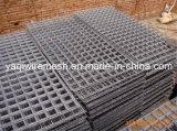 Acoplamiento de alambre soldado con autógena construcción de acero galvanizado de refuerzo sólido