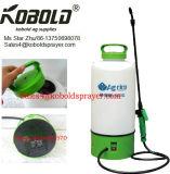 le pulvérisateur de batterie du jardin 8L pour arroser, baladent le pulvérisateur électrique