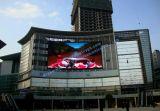 P8 im Freien SMD vorderer Service gebogene Reklameanzeige IP65 LED-Bildschirmanzeige