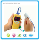 My-C017 Non-Invasive Handle Pulse Oximeter с перезаряжаемые Battery Power