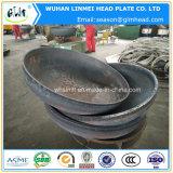 半楕円形の炭素鋼の冷たく及び熱い形成管付属品