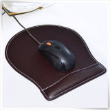 Office를 위한 가죽 Custom Breast Mouse Pad