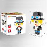 Bloco de apartamentos do brinquedo de DIY para os miúdos (H0312091)