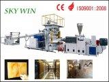 Ligne de production de feuilles de marbre imitation en PVC