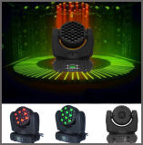 36 PCS 3W LEDの移動ヘッド洗浄光ビーム