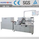Máquina automática de embalagem térmica de embalagem de tecido