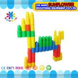 Kind-Plastiktischplattenspielzeug-Gewehrkugel-Bausteine