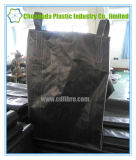 Grande sacchetto del contenitore enorme nero di FIBC per carbonio attivato