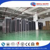 Fabrikant van uitstekende kwaliteit SECUSCAN van de Detectors van het Metaal van de Deur de Beste Betrouwbare