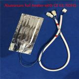 Elemento de aquecimento da Al-Folha da isolação do silicone com TUV, RoHS, certificação do UL