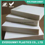 feuille blanche de mousse de PVC d'épaisseur de 20mm pour le Module de cuisine de salle de bains