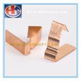 Contact chaud de mèche d'en cuivre de phosphore de la vente 2015, estampant la partie (HS-PB-0010)