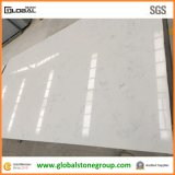 Bianco di qualità superiore Carrara Quartz Slab per Hotel Renovation