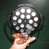 Equipement DJ Zoom 18X18W LED PAR peut allumer pour l'étape Décoration