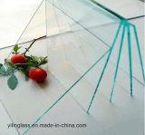 Qualité 3mm Clear Glass pour Tempering Process