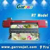 Garros Rt最もよいカラーのための4つのカラー昇華インク印刷のモデルデジタルの織物プリンター