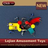 De plastic Dia van de Apparatuur van de Speelplaats van Kinderen Openlucht voor School (x1508-3)