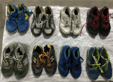 아프리카에 의하여 사용되는 가죽 신발에 있는 좋은 품질 좋은 가격 최신 판매
