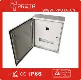 IP66 impermeabilizan el rectángulo de distribución del recinto del montaje de la pared