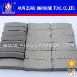 Core Drill Bit Cutting Concrete Stone를 위한 Arix Diamond Segment