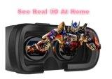 Casella 2.0 di Vr più poco costosa di realtà virtuale di vetro 3D per Smartphone