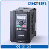 Chziri 220V trifásico VFD 3.7kw con el certificado Zvf200-M0037t2MD del Ce
