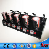 5 dans 1 Mug Heat Transfer Machine