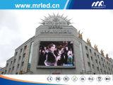 Visualizzazione di LED esterna di colore completo di P10mm (AXT) che fa pubblicità allo schermo
