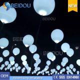 Aerostati di pubblicità gonfiabili delle grandi del LED dell'elio RC sfere su ordinazione del PVC